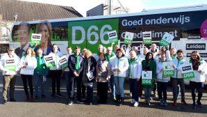 steunfractie d66 wijchen