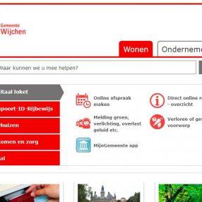 digitale dienstverlening Wijchen D66