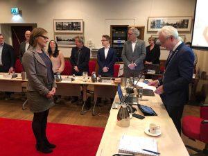 beediging Kim Vereijken D66 Wijchen