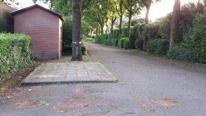 D66 Wijchen Eikenlaantje Blauuwe Hof