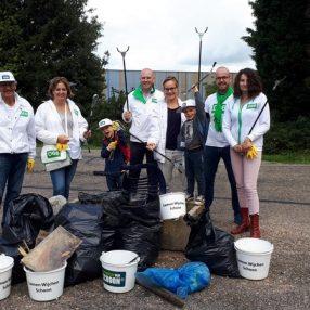 D66 Wijchen World Cleanup Day Teersdijk Berendonck
